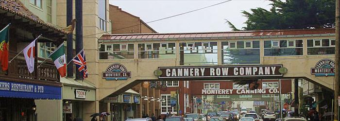 Monterey Cannery Row, Fisherman's Wharf and a world-class aquarium make Monterey a place to remember.